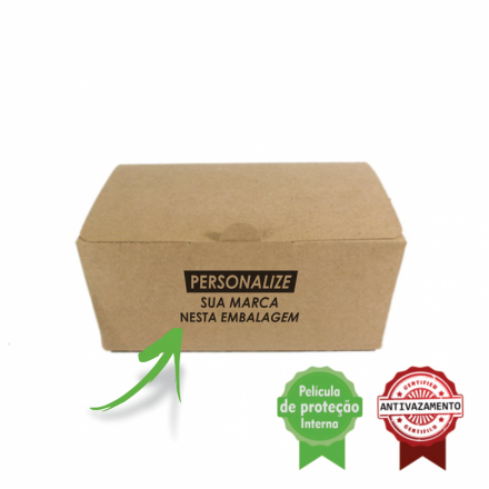 Embalagem Eco Box F175P - 900 ml - 1.000 unidades