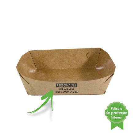 Embalagem Eco Box F182P - 350 ml - 1.000 unidades