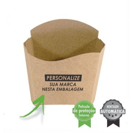 Embalagem Eco Box F209P - 140g - 1.000 unidades