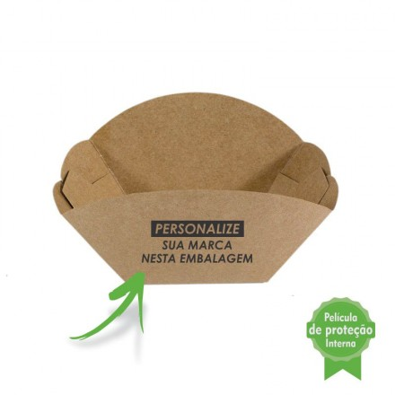 Embalagem Eco Box F221P – 400 ml - 1.00 unidades