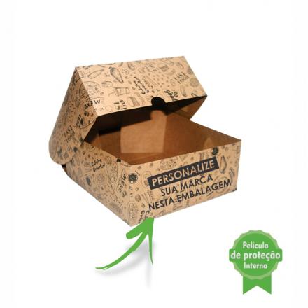 "Embalagem Eco Box F278P ""COMBO"" - 3.200 ml - 1mil unidades"