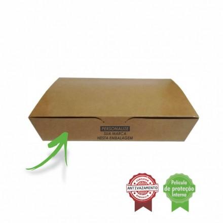 Embalagem Eco Box F291 – 2.400 ml - 1.000 unidades