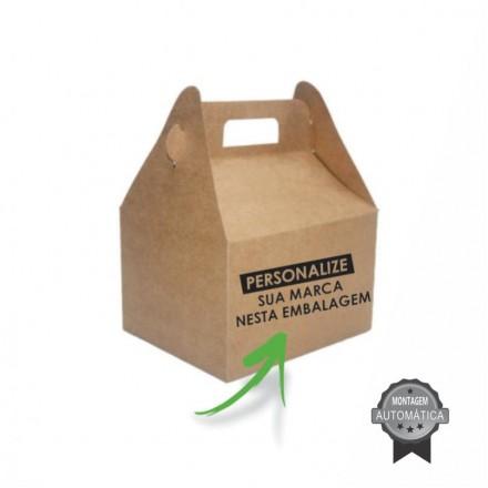 Embalagem Kit Lanche - F105 - 3.000 unidades