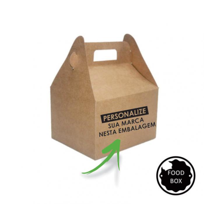 Embalagem Kit Lanche - F105 - 3mil unidades