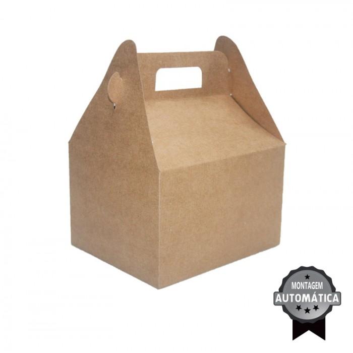 Embalagem Kit Lanche - F105 -100 unidades