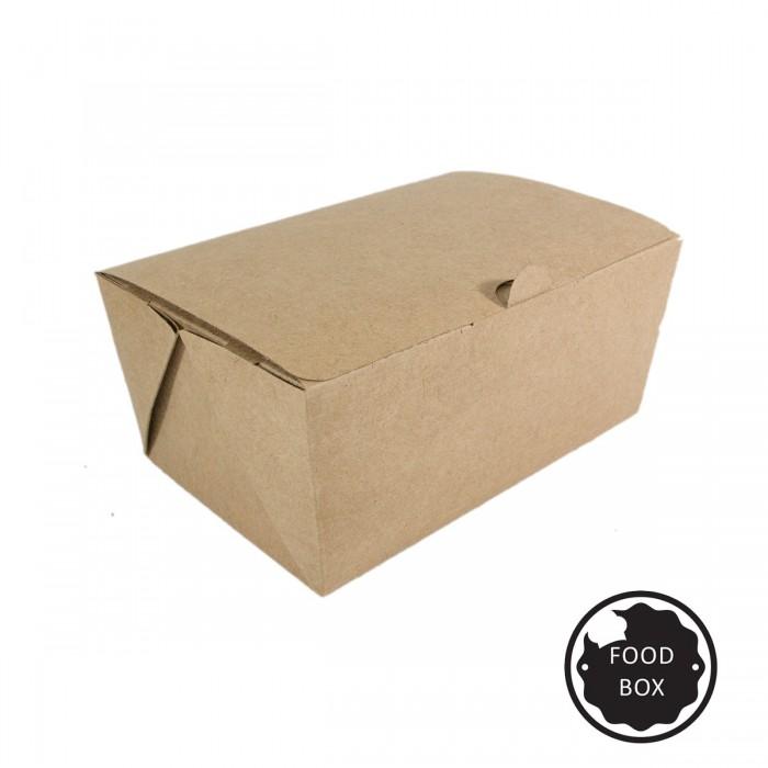 Embalagem Eco Box F175 Lisa - 900 ml - 100 unidades