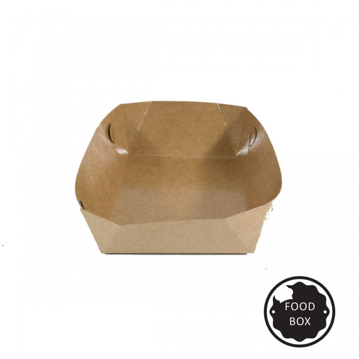 Embalagem Eco Box F182 Lisa - 350 ml - 100 unidades
