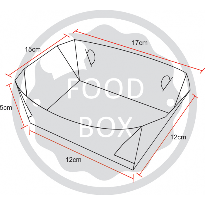 Embalagem Eco Box F183 – 750 ml