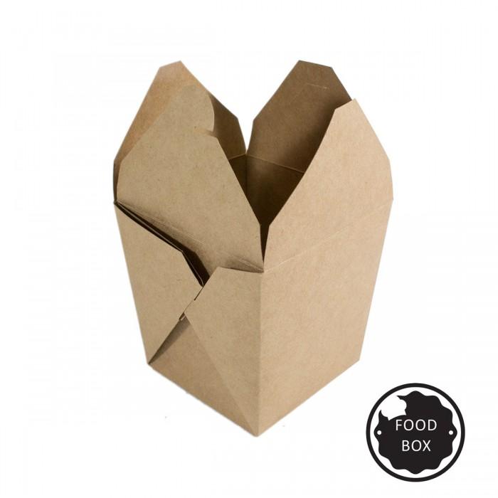 Embalagem Eco Box F193 - 500 ml - 100 unidades