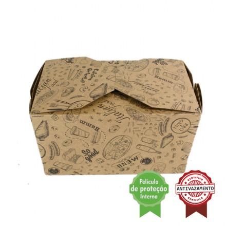 Embalagem Eco Box F194 - 750 ml
