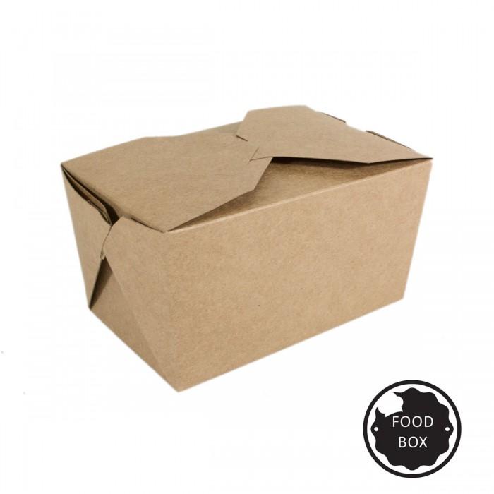 Embalagem Eco Box F192 – 500 ml - 100 unidades