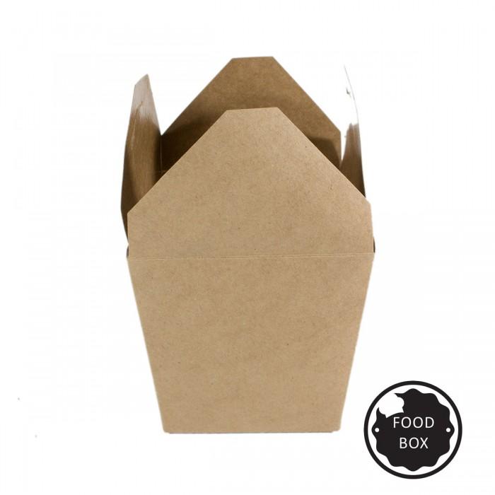 Embalagem Eco Box F195 - 850 ml - 100 unidades