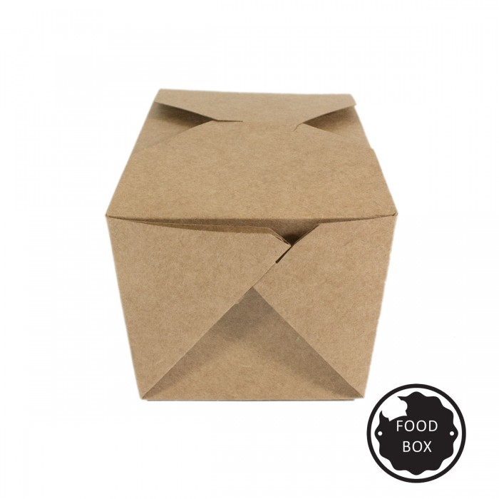 Embalagem Eco Box F196 – 900ml - 100 unidades