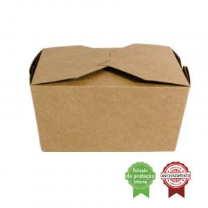 Embalagem Eco Box F196 – 1.000 ml - 100 unidades