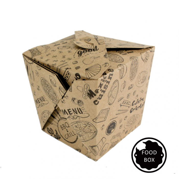 Embalagem Eco Box F199 - 1500 ml