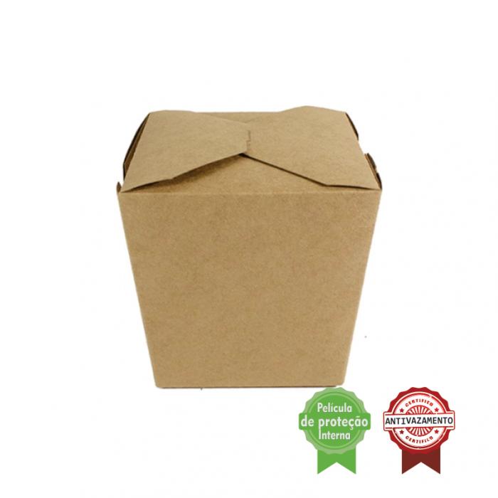 Embalagem Eco Box F199 - 1500 ml - 100 unidades
