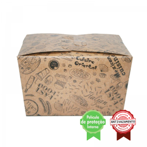 Embalagem Eco Box F201 – 2.000 ml