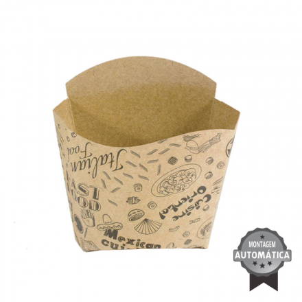 Embalagem Eco Box F209 - 140g