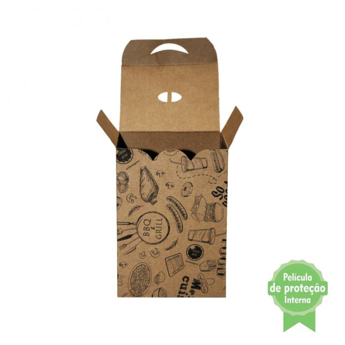 Embalagem Eco Box F225 – 750 ml - 100 unidades
