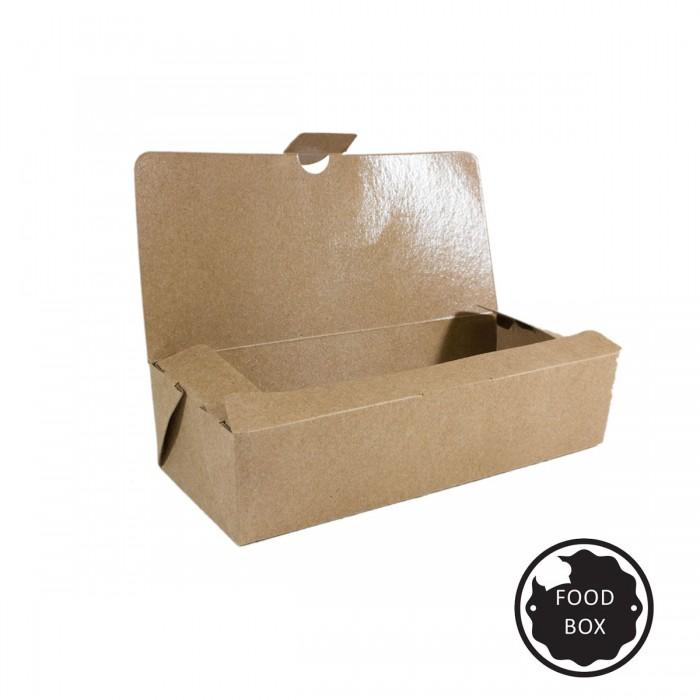 Embalagem Eco Box F251 – 850 ml - 100 unidades