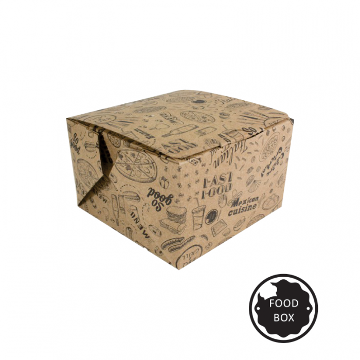 Embalagem Eco Box F271 – 1.200 ml  - 100 unidades