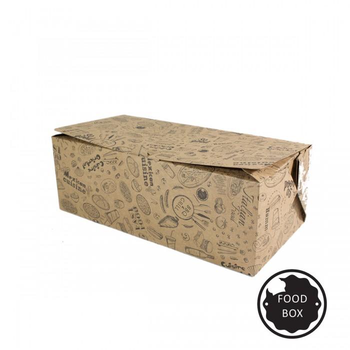 Embalagem Eco Box F290 – 2.800 ml - 100 unidades