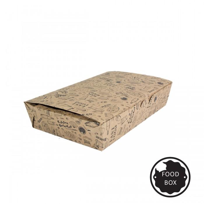 Embalagem Eco Box F292 – 2.400 ml - 100 unidades