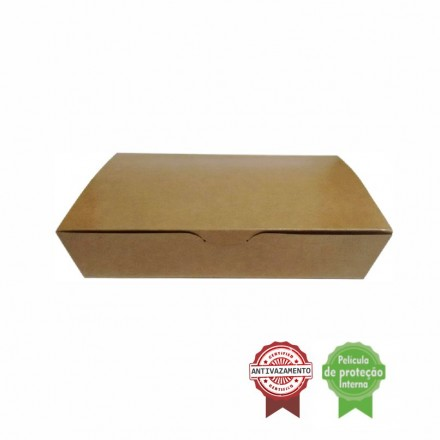Embalagem Eco Box F292 – 2.700 ml - 100 unidades