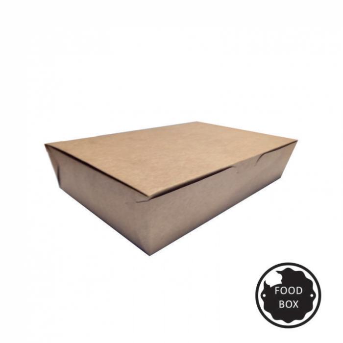 Embalagem Eco Box F291 – 2.400 ml - 100 unidades